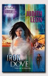 Iron Dove bookcover