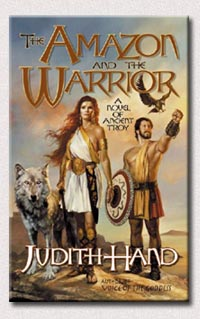 Amazon and the Warrior Bookcover