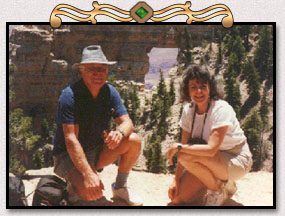 Judith and Hal, Grand Canyon