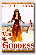 Voice of the Goddess cover